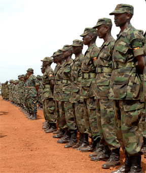 army regiment