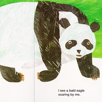 Panda Bear Eric Carle