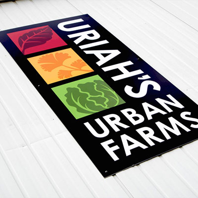 Uriahs Urban Farms