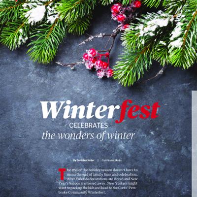 Tourism article about Winterfest by Gretchen Heber | SocialGazelle.com