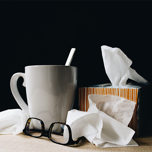 Cold or Flu? Here's How to Tell | SocialGazelle.com