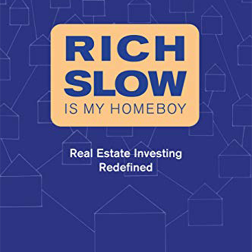 Rich Slow is My Homeboy Press Release by Gretchen Heber